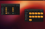 Ubuntu Dark SkinPack for Windows 10 19H2