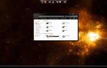 DarkMatter Gold SkinPack for Win7/10 19H2
