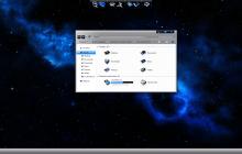 LightMatter Blue SkinPack for Win7/10 19H2