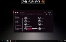 Zune SkinPack for Win7/10 19H2