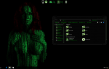 Matrix SkinPack for Windows 10 and 7/8
