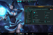 League of Legends SkinPack for Windows 10 and 7/8
