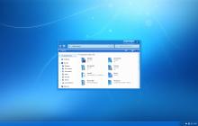 Harmony Blue SkinPack for Windows 10