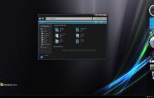 Vista Dark Skin Pack for Windows 10