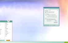 XP Blue Lagoon Skin Pack for Windows 10