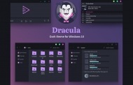 Dracula for Windows 10 Builds 1903-2004