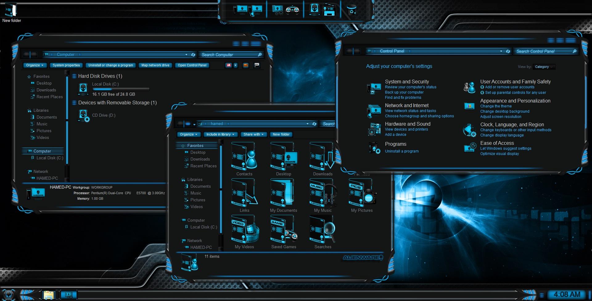 Image result for skinPack AlienInspired 1.0