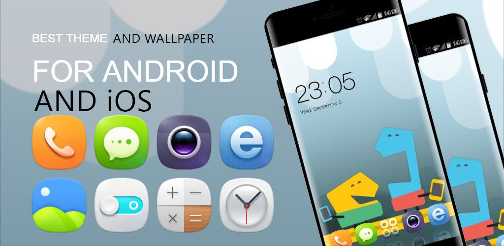 SkinPack HD Theme & Wallpaper App for Android & iOS released