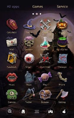 Halloween Themes and Wallpapers for Android and iOS