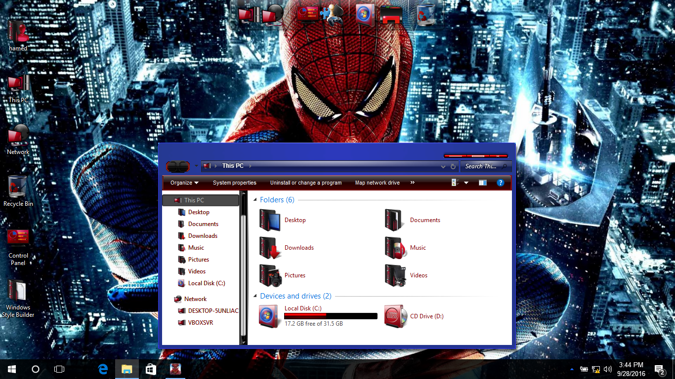 Vista SkinPack for Windows 7\8.1\10 19H1|19H2|20H1