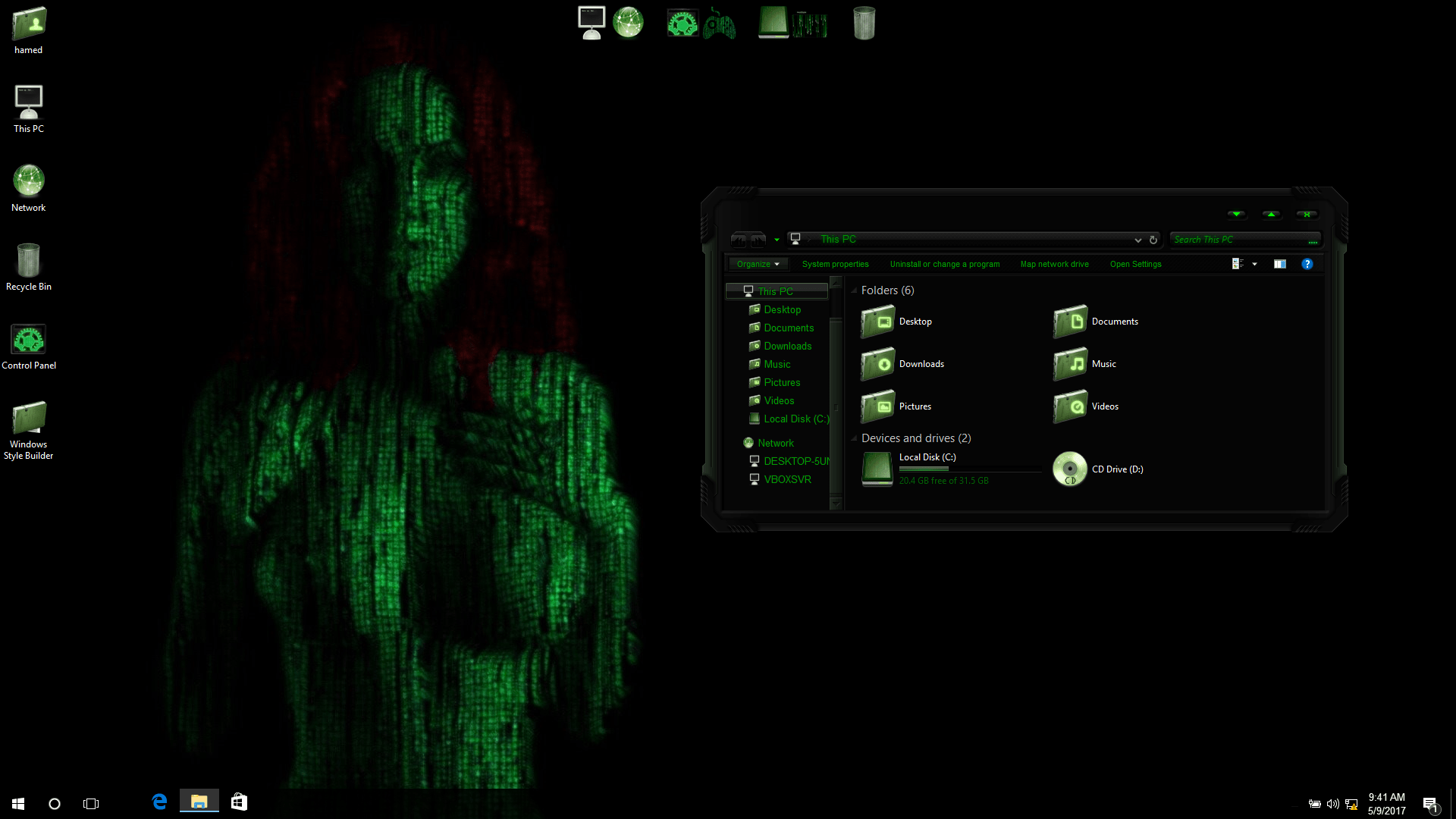 Orian SkinPack for Windows 10 and 7/8