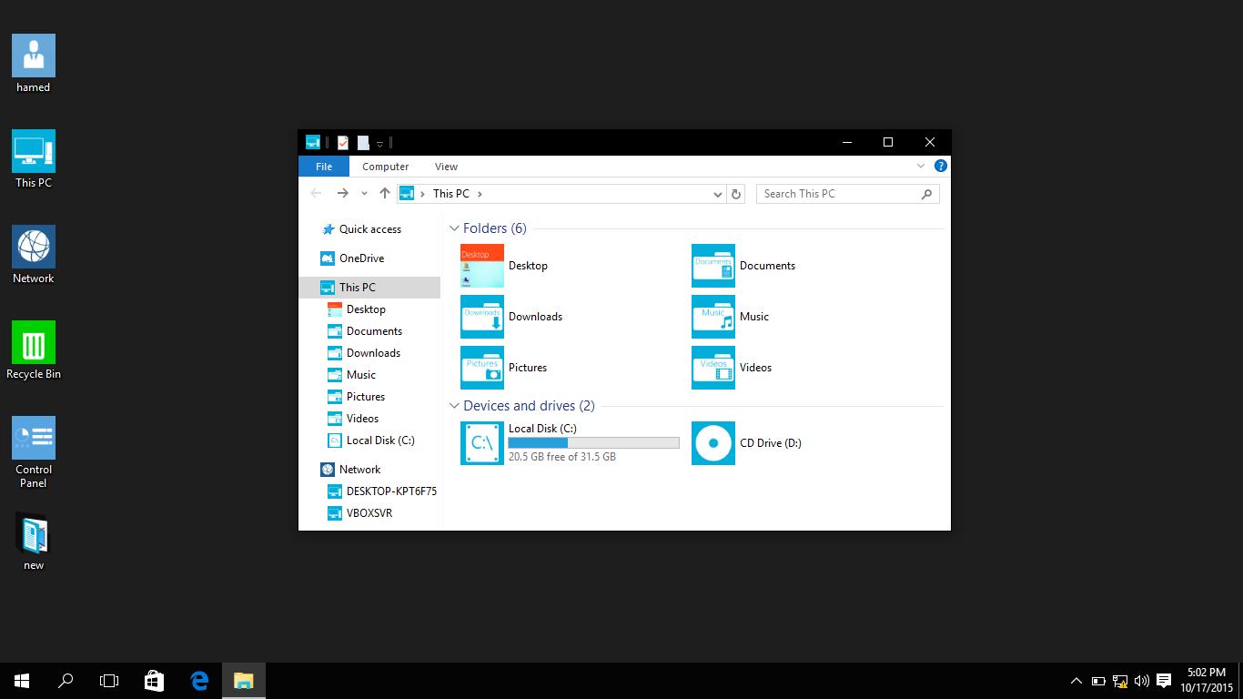 Windows Phone 10 SkinPack for Windows 10 and 7/8