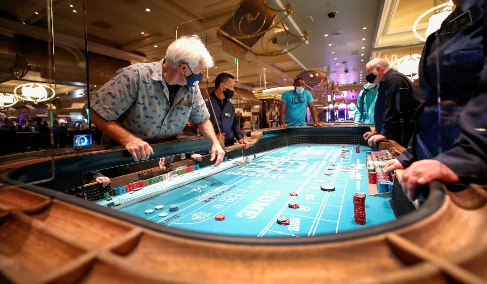 A Look at the Future of Gambling