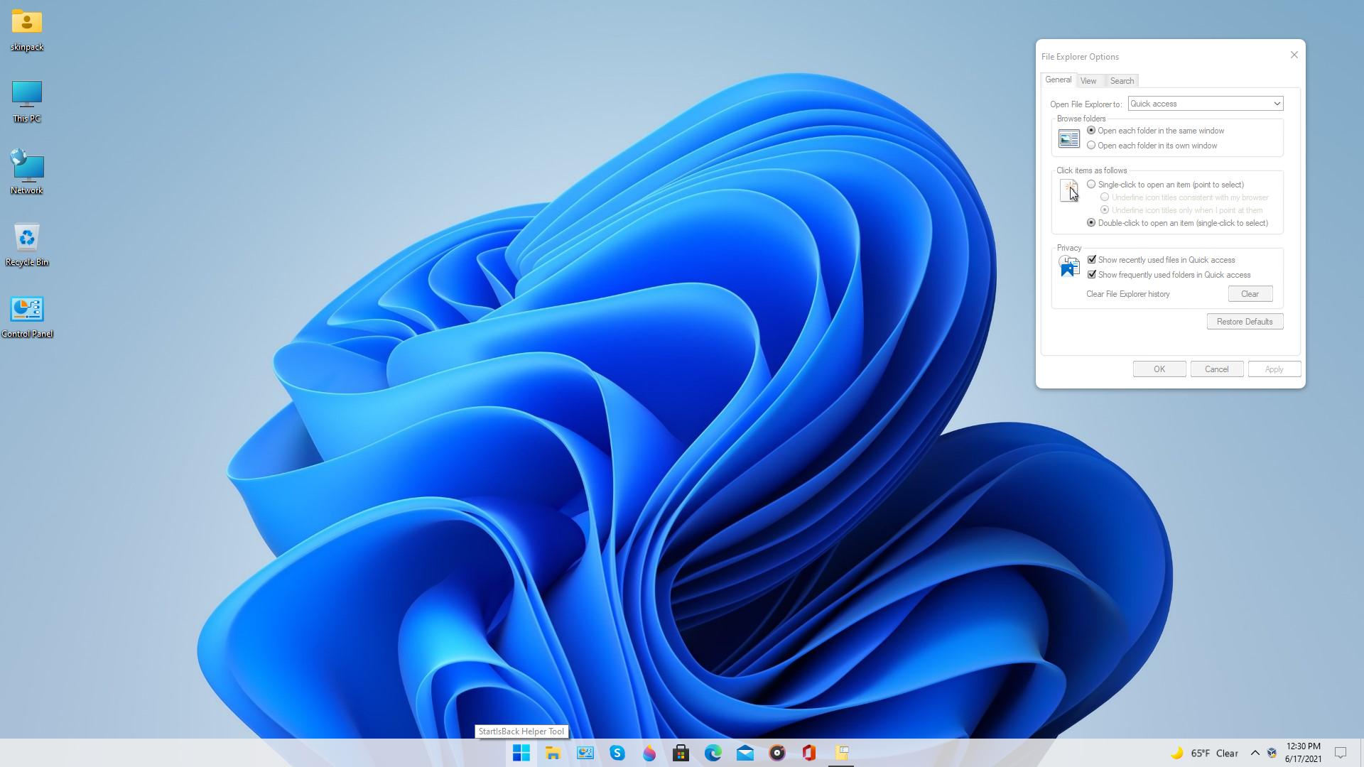 Windows 11 Skin Pack for Windows 10