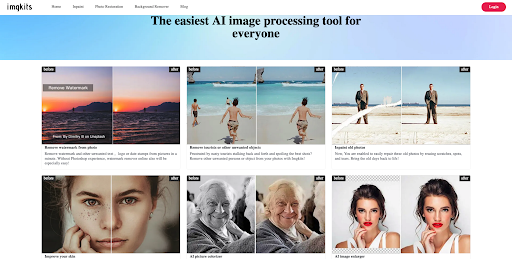 Enhance Image Quality Online Instantly with AI