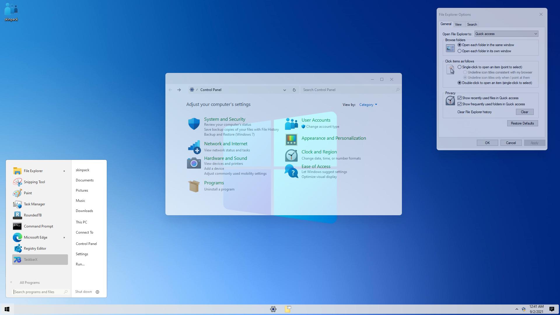 Windows 20 SkinPack for Windows 10